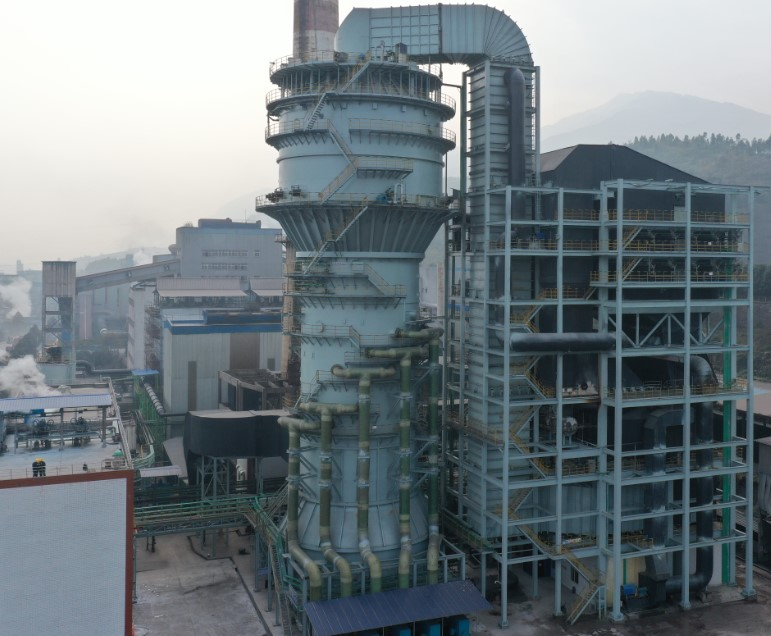 title='德胜钒钛钢铁超净排放改造项目'