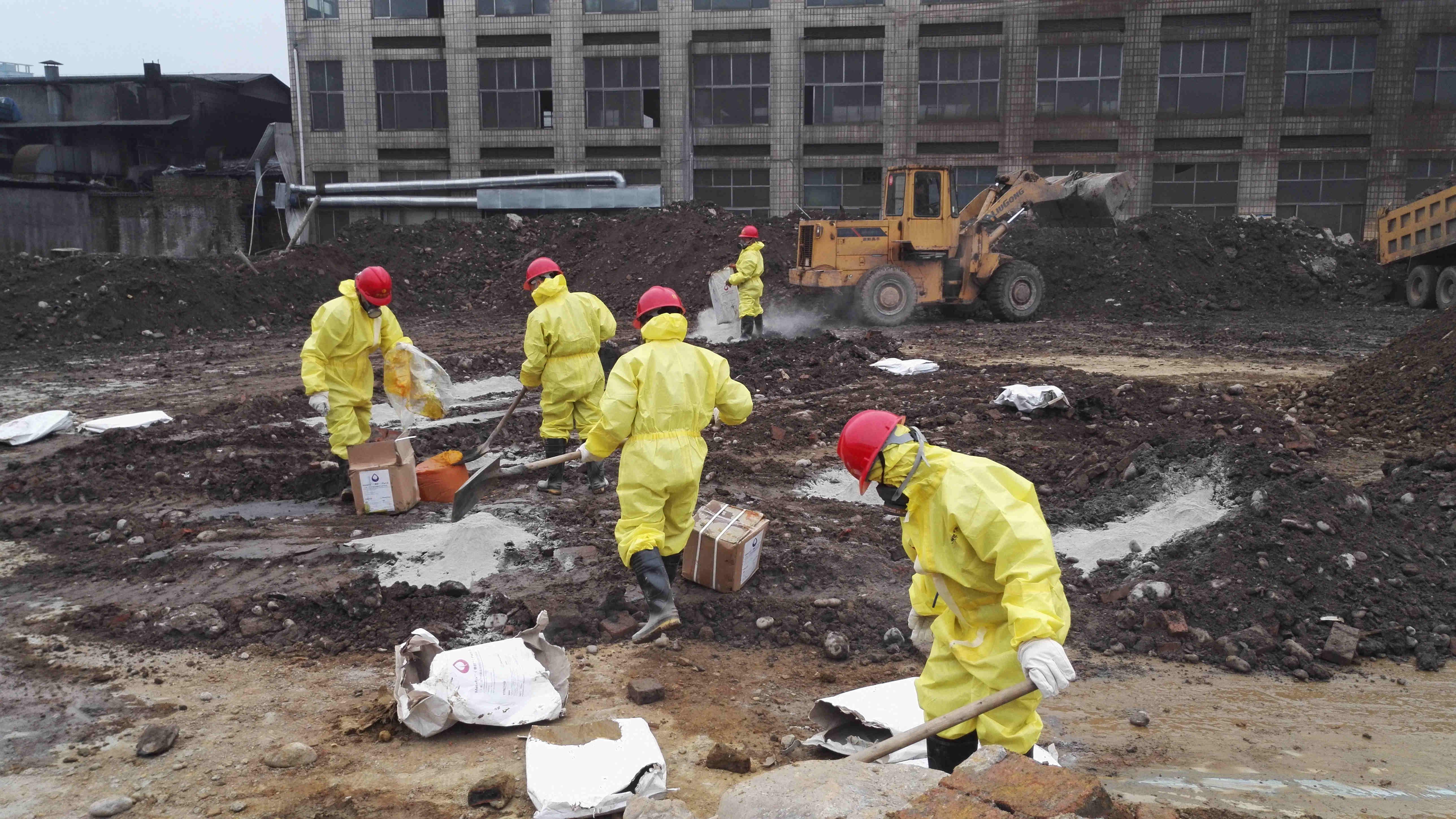 川南減震土壤修復